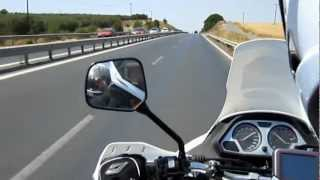North Greece by xtz750  - 58Km to Thessaloniki (Leaving Sithonia, Chalkidiki)