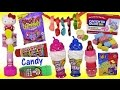 Candy Bonanza 5 RingPop Gummies CHARMS Baby Bottle POP Bean Boozled Warheads Sweets Review mp3