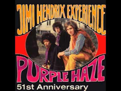 Jimi Hendrix Experience - Purple Haze