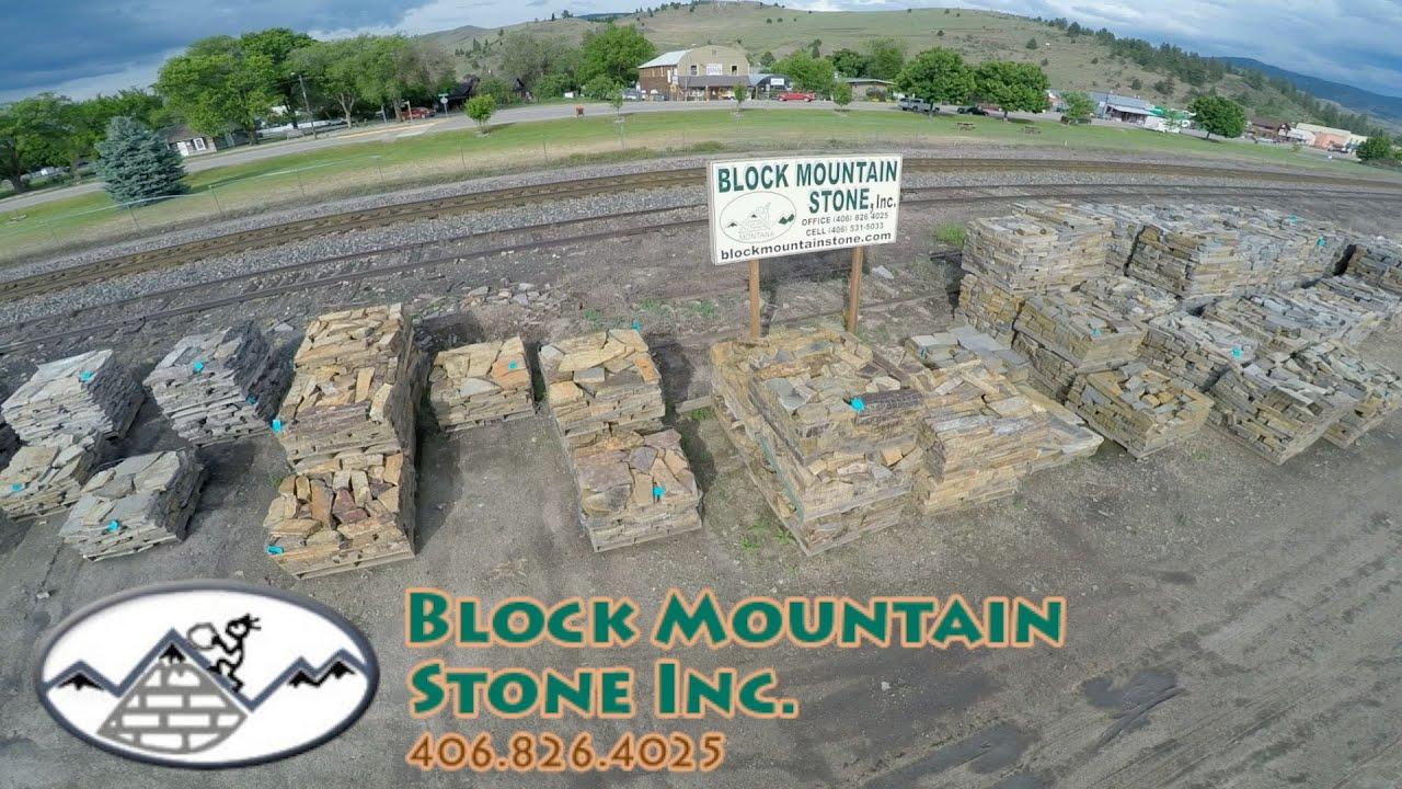 Stone Block Block Mountain Stone