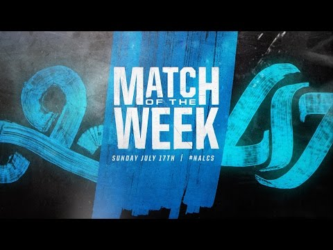 Match of the Week: C9 vs CLG