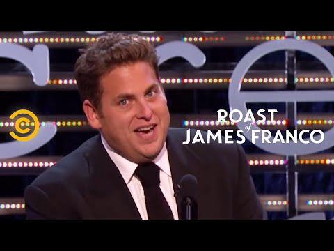 Roast of James Franco - Jonah Hill Respects Bill Hader