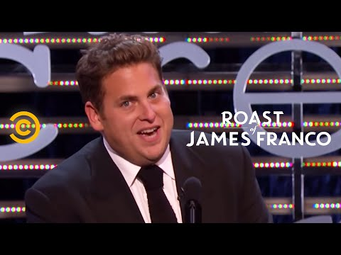 Roast of James Franco - Preview - Jonah Hill Respects Bill Hader