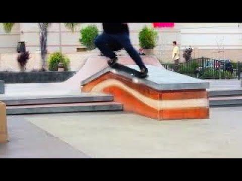 "Ronson Lambert Encinitas Skate Plaza "" Poods Park "" Montage"