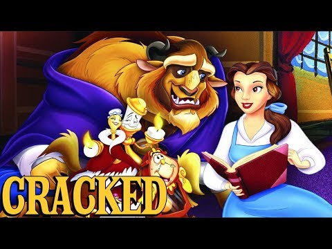 Why 'beauty And The Beast' Is Darker Than You Remember   Obsessive Pop Culture Disorder video