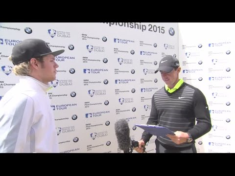 #AskNiall with Rory McIlroy