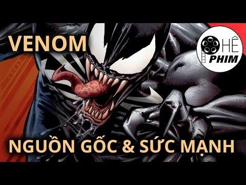 Venom - NGUỒN GỐC & SỨC MẠNH en streaming