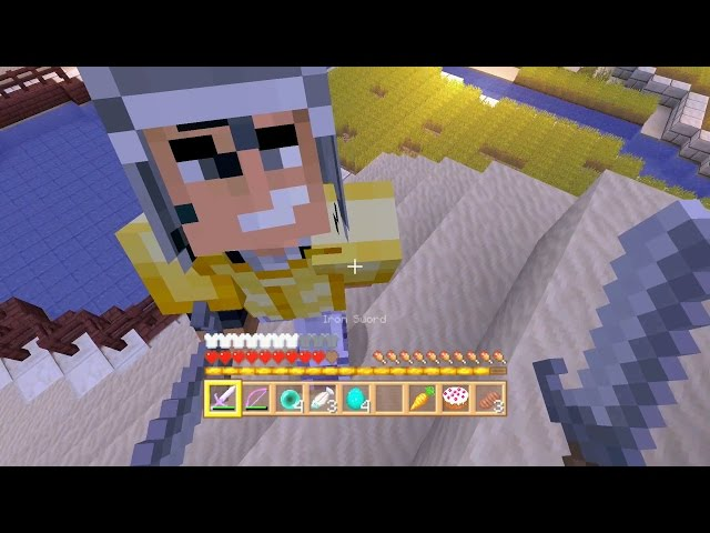 Minecraft Xbox One - Egypt Hunger Games