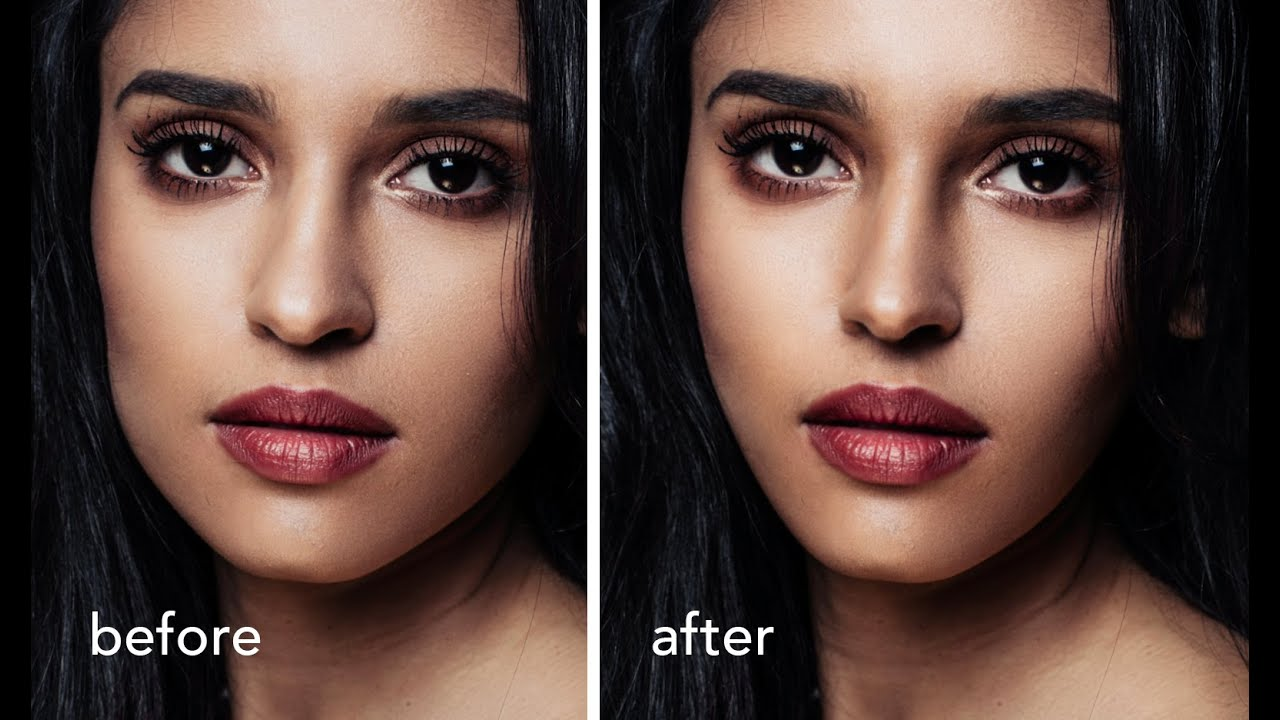 Professional photographic retouching tutorial Photoshop Masking & Montage Tutorial Using Masks To