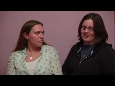 Child Free, Female, Same-sex Couple Discuss Intactivism video
