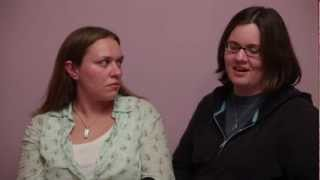 Child Free, Female, Same-sex Couple Discuss Intactivism