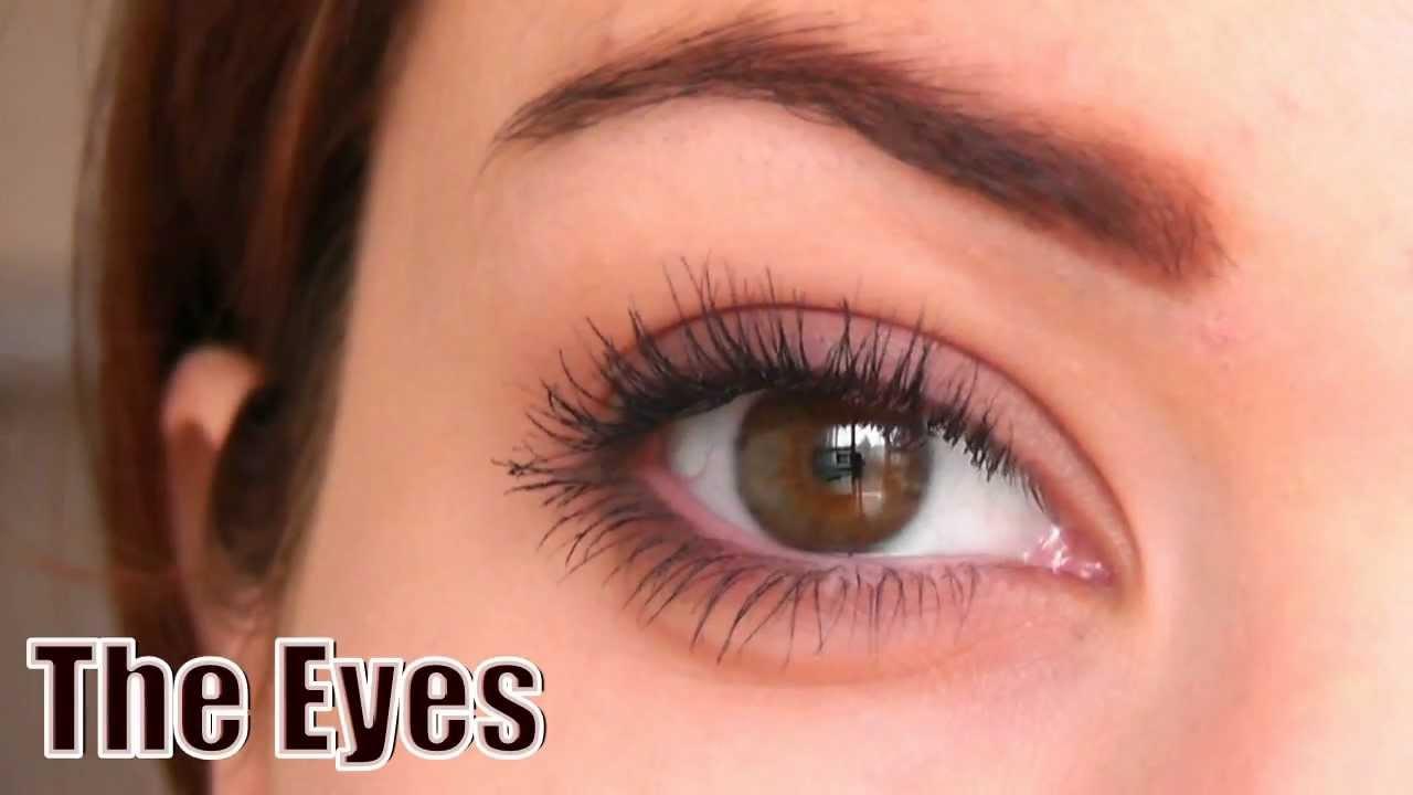 Natural Everyday Eye Makeup