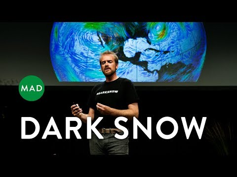 "​Jason Box at MAD3: ""Dark Snow"""
