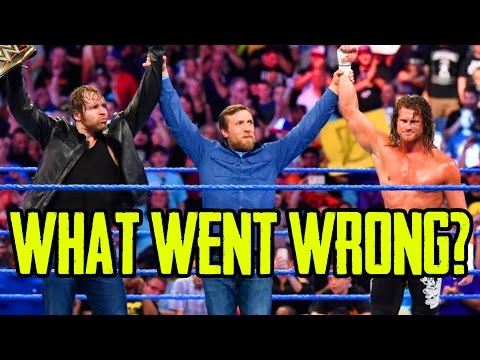 CRASH AND BURN! WWE Smackdown Live Results 7/26/16 (Going In Raw Pro Wrestling Podcast Ep. 84)