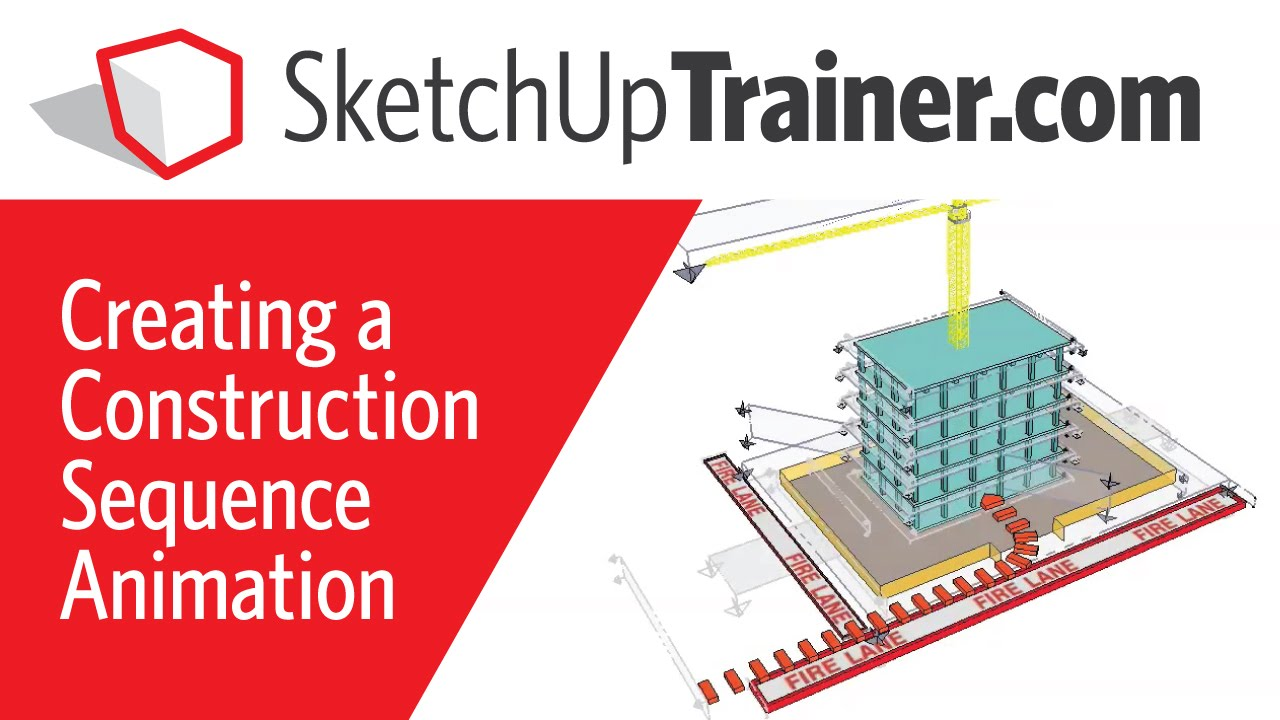 Sketchup Building Construction Tutorial