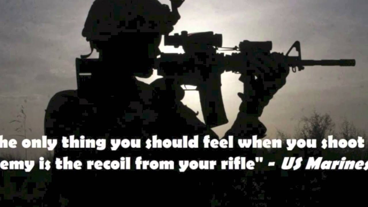 Epic Marine Corps Tribute - YouTube