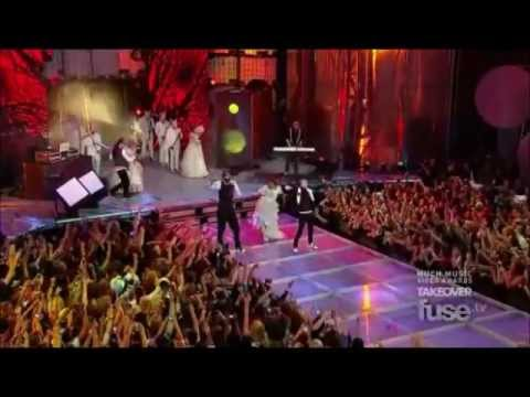 Far East Movement ft. DEV & Snoop Dog - Like A G6/Bass Down Low/If I Was You (on MMVA 2011)