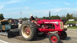 The 2010 sandown tractor pull part 1.