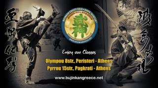 XXVII SUMMER CAMP NINJUTSU GREECE 2016 - GYOKKO RYU [demo]