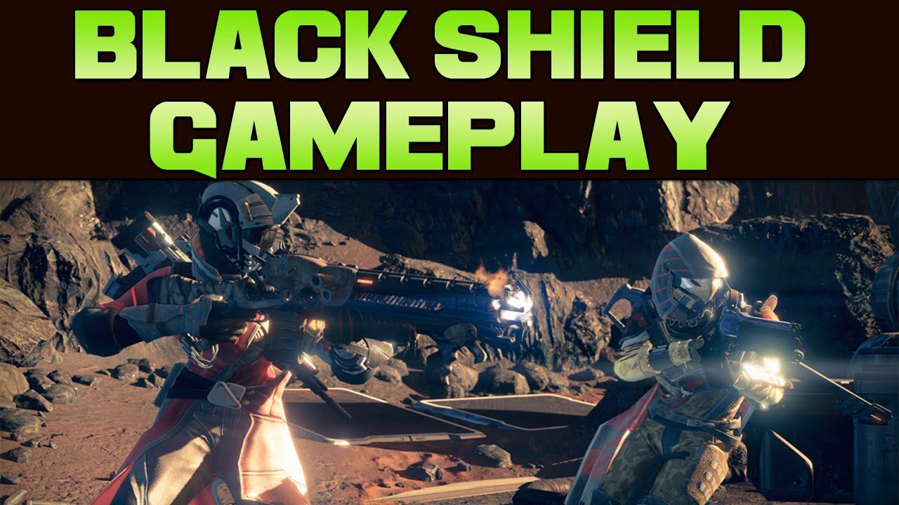 Black Shield Destiny Destiny Black Shield