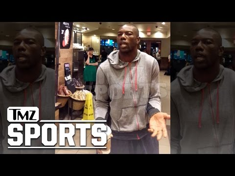 Terrell Owens Video From Inside Starbucks
