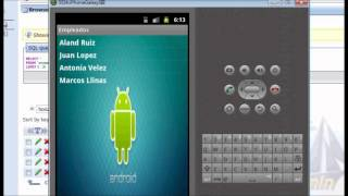 Conectando Android con PHP y MySql (Consumir Servicios) - Connecting Android with Php MySql