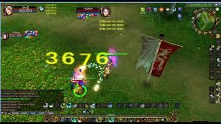 Talisman Online: Shotz vs Haneko(5 a 1)+ potion full nub fay
