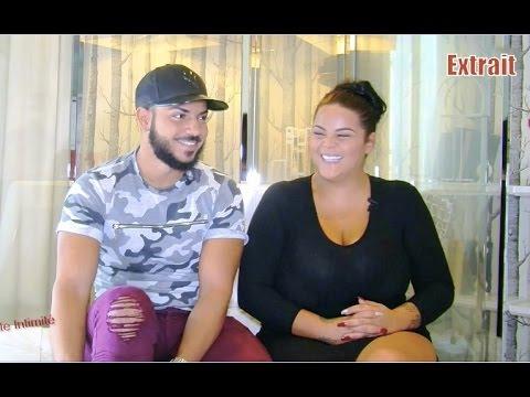 Sarah Fraisou & Malik: Critiques, Rencontre, Projets...Ils se confient en couple!