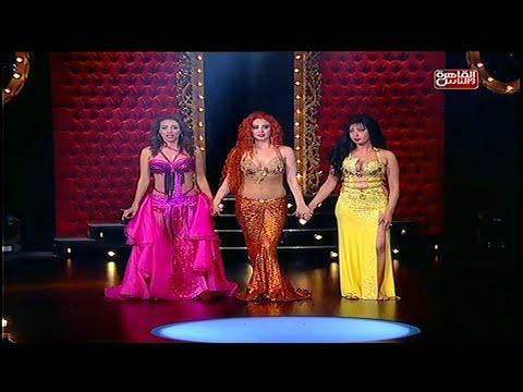 The Belly Dancer ... #رقصة_الخط&#1585