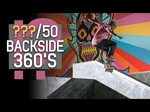 How The Hell Did He Do So Many 360's In A Row?! | Chris Pierre
