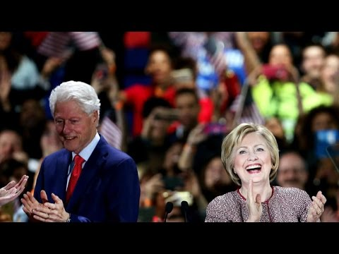 Why did Bill Clinton meet with Attorney General?