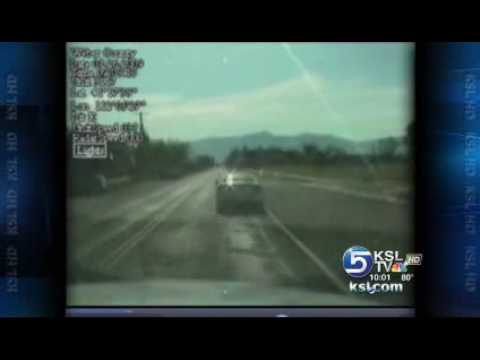 ksl com Sheriff's offices releases chase video of 7 year old driver