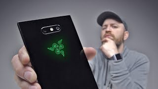 Razer Phone 2 Unboxing - Can It Compete?