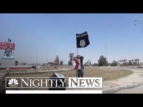 ISIS Takes Control Of Iraqi City Of Ramadi | NBC Nightly News