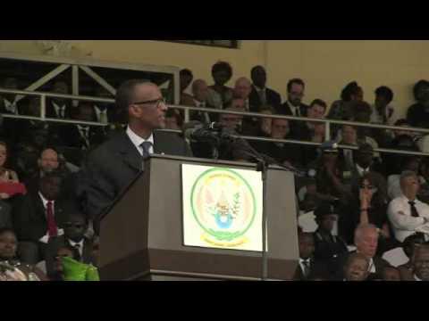 Commemoration du Genocide au Rwanda