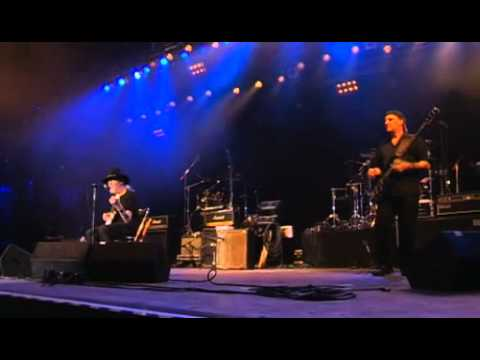 Johnny Winter Band - Bonn (2007)