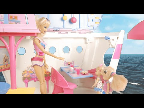 Barbie's Cruise Ship Adventure 2
