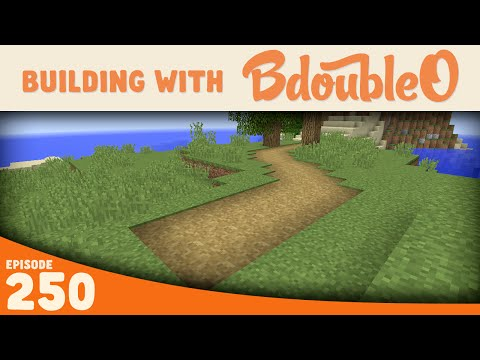 Minecraft :: New Roads!? :: Building with BdoubleO :: Episod
