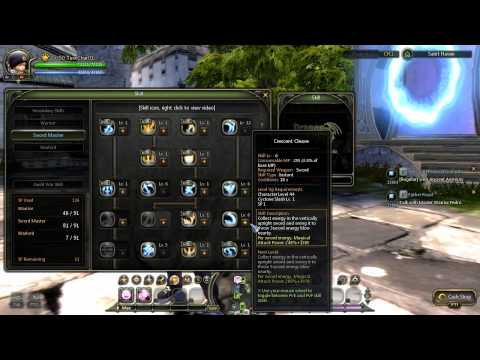 Dragon Nest SEA - Level 50 Preview, Skill Tree Revamp