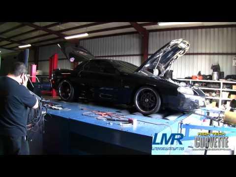 LMR - 1800rwhp TT Camaro - Texas Mile car