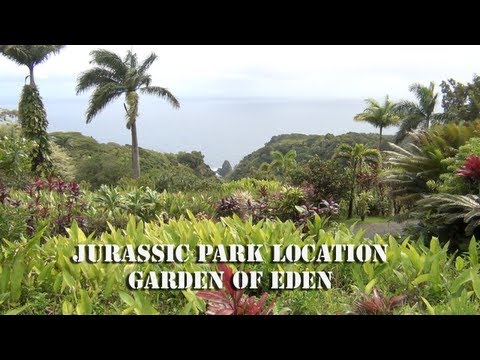 EP2 Road To Hana - Jurassic Park Location - Garden of Eden - Maui, Hawaii