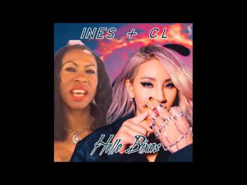 Inês Brasil + CL - Hello Bixas