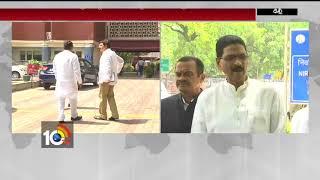 Telangana Congress Leader meet Election Commission | #CongressMLAsDisqalification
