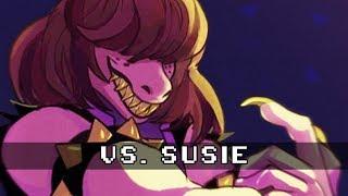 Deltarune Vs Susie Remix