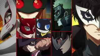 """PERSONA5 the Animation - """"Stars and Ours"""""""