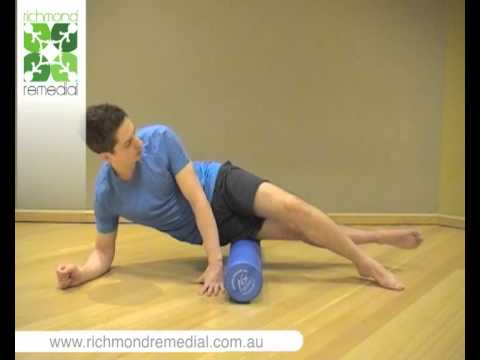 Foam Roller Recovery For The Legs