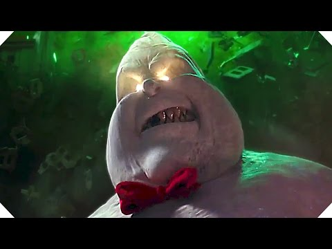 GHOSTBUSTERS Official INTERNATIONAL Trailer # 2 (Marshmallow Man - 2016)