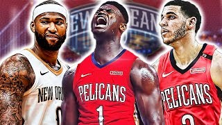 What's Next For The New Orleans Pelicans!? The Anthony Davis Trade - Zion Williams Next Up!