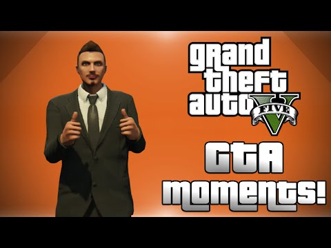GTA 5 Online Funny Moments! - New Funny Launch Glitch, Under The Map, Michael Bay and More!