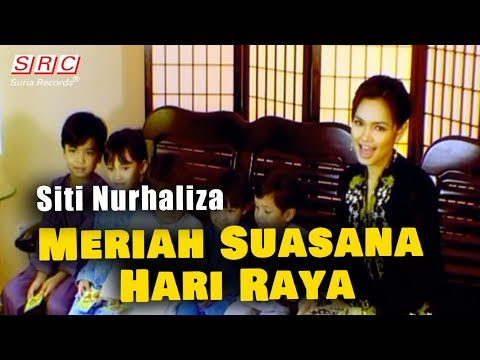 Siti Nurhaliza - Meriah Suasana Hari Raya (official Music Video - Hd) video